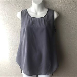 Kenneth Cole gray short sleeve